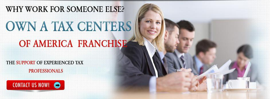 Tax Franchise Opportunity